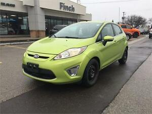 2011 Ford Fiesta SES/Leather,Htd Sts,WINTER TIRES,No Accidents