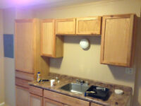 Bright 2 bdrm $700/mth includes heat/lights/hotwater