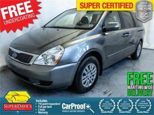 2011 Kia Sedona LX *Warranty* $144.53 Bi-Weekly OAC