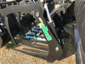 Albutt Fork and Grapple for JCB