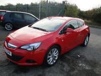 Vauxhall/Opel Astra GTC 2.0CDTi 16v ( 165ps ) ( s/s ) auto 2012.5MY SRi