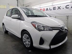 2016 Toyota Yaris AUTO A/C CUIRSE BLUETOOTH 35$/SEM
