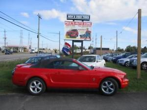 2006 Ford Mustang 2dr Conv