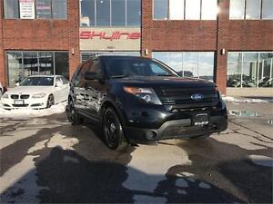2014 FORD EXPLORER AWD!!$100.77 BI-WEEKLY WITH $0 DOWN!!