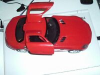 Rastar Group: Mercedes Coupe SLS Amg - Remote Control 1:4 Scale - Excellent Cond.