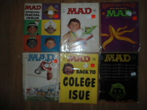 MAD COMIC MAGAZINE