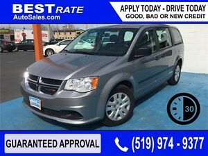 GRAND CARAVAN SE - APPROVED IN 30 MINUTES! - ANY CREDIT LOANS