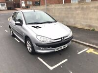 Peugeot 206 1.4 HDI 2004, 2 Owners From New.