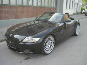 BMW Z4 M ROADSTER G-POWER+470PS+NAVI+LEDER+20 ZOLL+