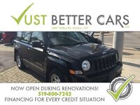 2012 Jeep Patriot SPORT - Jeepish Good Looks, is that a word? Windsor Region Ontario Preview