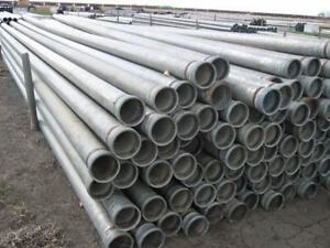 Wanted aluminum 30' Irrigation pipe