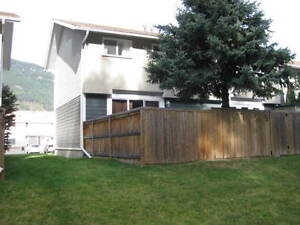 3 Bedroom/2 Bathroom Townhouse Sparwood BC