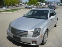2003 Cadillac CTS 86000 km! Local 1 owner with service history!