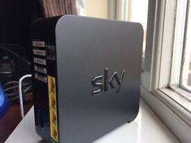 Sky Hub SR102 VDSL Modem Router