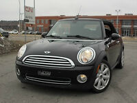 2010 MINI Cooper Automatique Décapotable