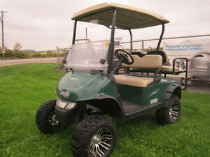 2012 EZ-GO RXV ELEC. CUSTOM GOLF CART* FINANCING AVAIL. O.A.C
