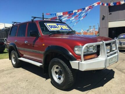 1994 Toyota Landcruiser GXL (4x4) 4 Speed Automatic 4x4 Wagon Brooklyn Brimbank Area Preview