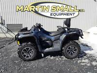 2018 Can-Am Outlander MAX Limited 1000R Edmundston New Brunswick Preview