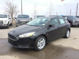2017 Ford Focus SE, 200A, SYNC, HEATED STEERING, HEATED FRONT SE
