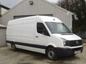 Volkswagen Crafter 2.0 Tdi 136Ps High Roof Van DIESEL MANUAL WHITE (2016)