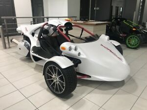 2017 Campagna Trex 16SP edition Canadienne