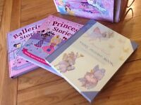 Princess Craft Box, Two reading Books and Fairy Jigsaw Book all unused