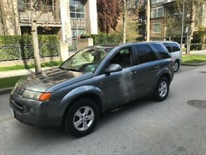 Saturn Vue SE AWD- car from another planet!