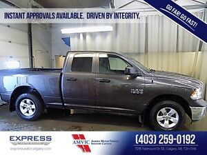 2014 RAM 1500 ST -Instant Approvals Available