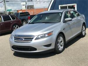 2012 Ford Taurus SEL *Leather/1-Owner*