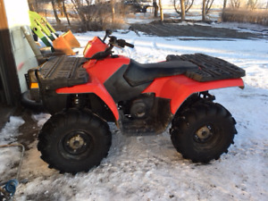 Cash offers or Trade for  race quad or ???