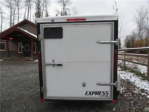 CANADIAN MADE 5'  x 8' CARGO WITH A V-NOSE Prince George British Columbia image 4
