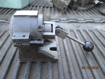 Machinist Tool Lathe Mill Kal Industries 5c Collet Spinning Grinding Fixture