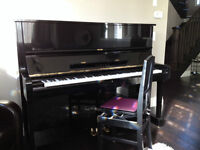 Yamaha U1 piano - excellent condition