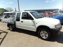 2002 Holden Rodeo TFR9 MY02 LX White 5 Speed Manual Cab Chassis North St Marys Penrith Area Preview