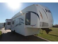Used 2009 Forest River Wildcat 31 TS 5th Wheel