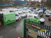 FORD TRANSIT choice of small to big volume vans for sale call (white) 2007