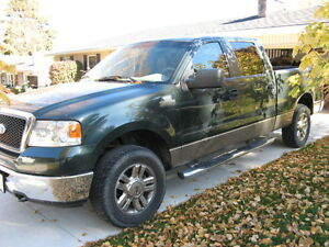 2006 Ford F-150 SuperCrew XLT Pickup Truck-offer pending