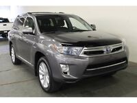 2011 Toyota Highlander Hybrid CLEANPROOF | LEATHER HEATED SEATS
