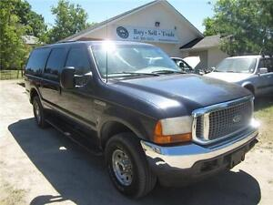2000 Ford Excursion 7.3 DIESEL 4x4 with GPS