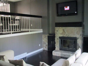 ROOMS 4 RENT in GORGEOUS MODERN OPEN CONCEPT RENOVATED LUX CONDO London Ontario image 4