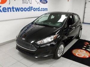 2014 Ford Fiesta Because Fiesty is the new in, why not buy a fie