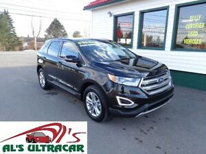 2015 Ford Edge SEL AWD w/ every option!