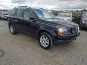 2008 Volvo XC90 MY09 3.2 Executive Black 6 Speed Automatic Geartronic Wagon Officer Cardinia Area Preview
