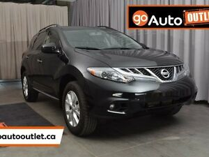 2013 Nissan Murano S 4dr All-wheel Drive