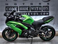 2013 Kawasaki EX650 ABS - V1727 - Financing Available