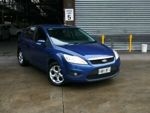 2011 Ford Focus LV Mk II LX Blue 4 Speed Sports Automatic Hatchback Mile End South West Torrens Area Preview