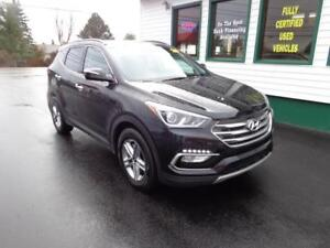 2018 Hyundai Santa Fe Sport SE only $233 bi-weekly all in!