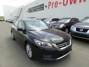 2013 Honda Accord Sedan EX-L V6| Leather| Bluetooth|Heated Seats