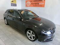 2009 Audi A4 Avant 2.0TDI ( 143PS ) Multitronic S Line