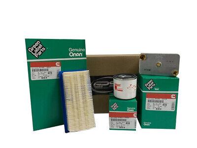 Maintenance Kit For Onan Rv Generator Models Hdkbb And Hdkbc